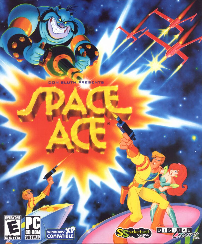 Space Ace for Windows (2007) - MobyGames