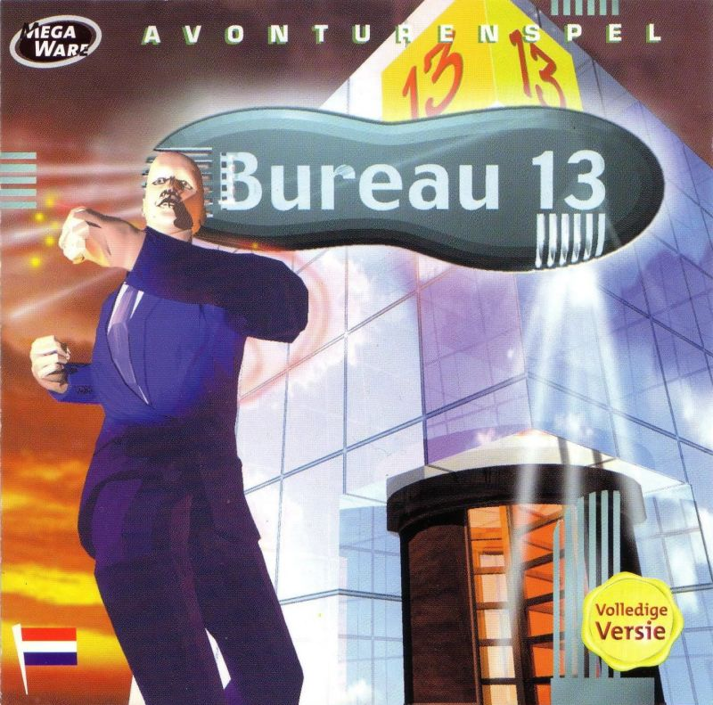 Bureau 13 for windows 3 x 1995 mobygames for Bureau 13 video game