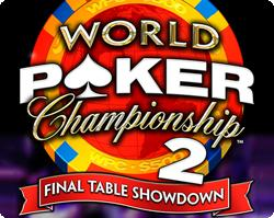 World Poker Championship 2: Final Table Showdown Windows Front Cover