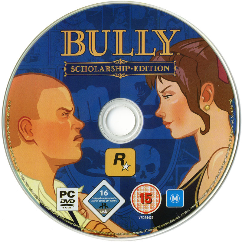 Bully: Scholarship Edition Windows Media