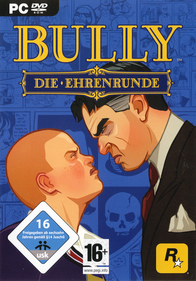 Bully: Scholarship Edition Windows Front Cover