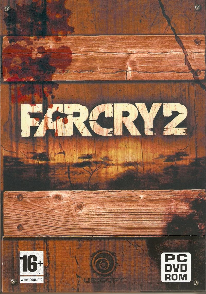 Far Cry 2 (Collector's Edition)