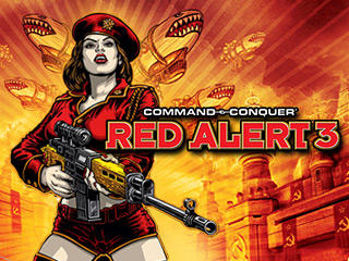 Command & Conquer: Red Alert 3 Windows Front Cover