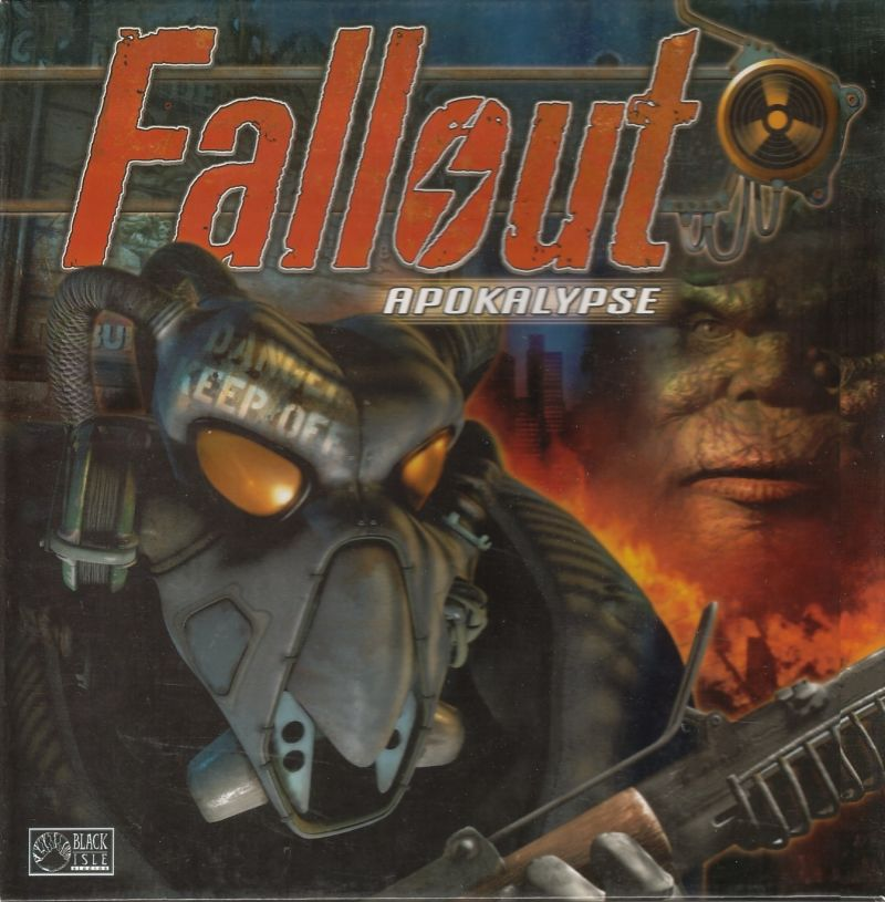 Fallout Apokalypse Windows Front Cover