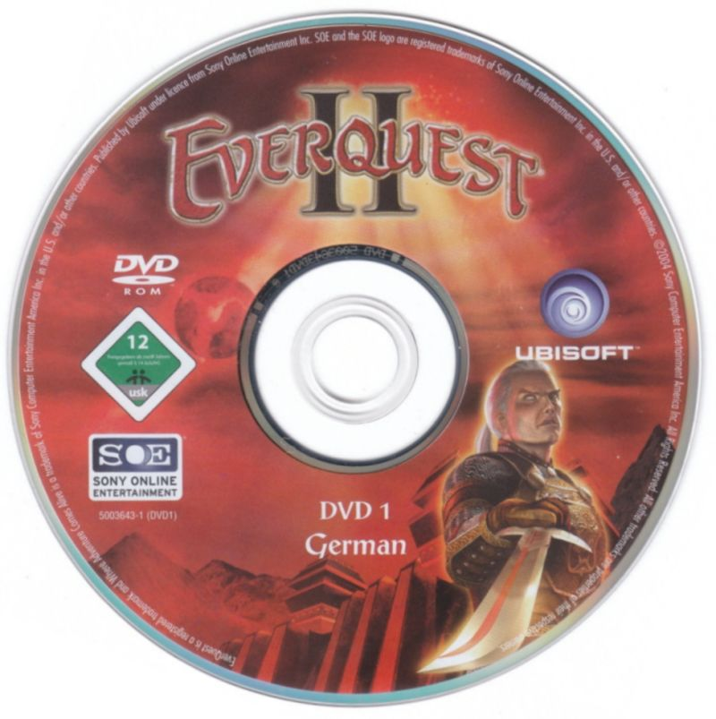 EverQuest II Windows Media Disc 1