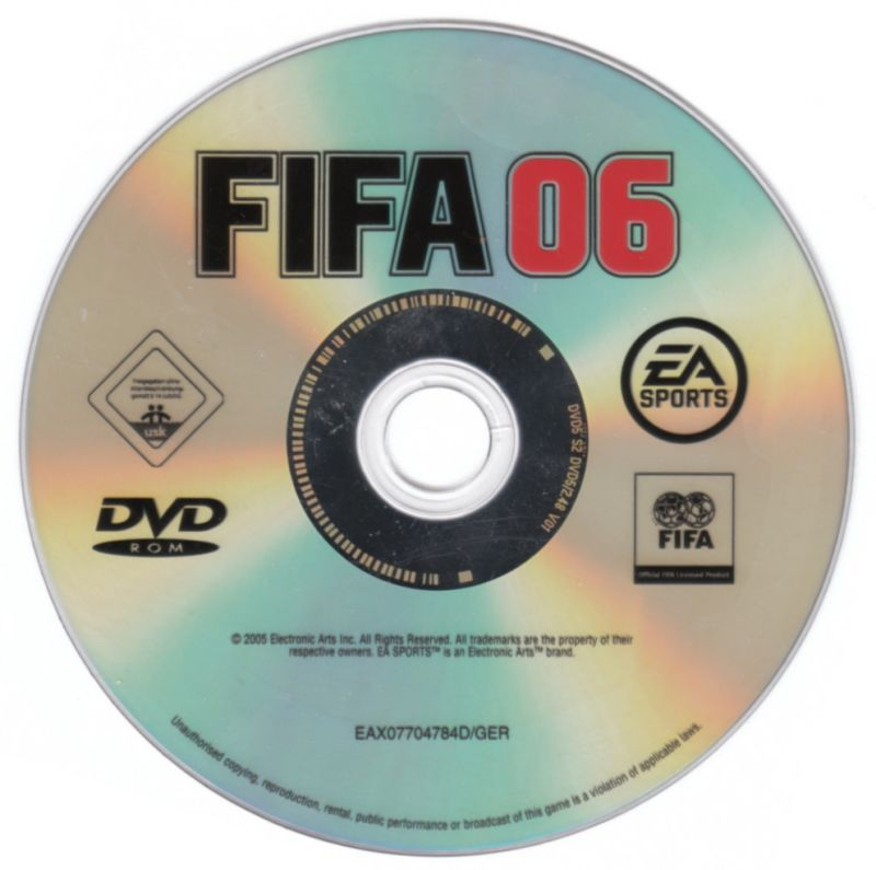 FIFA Soccer 06 Windows Media