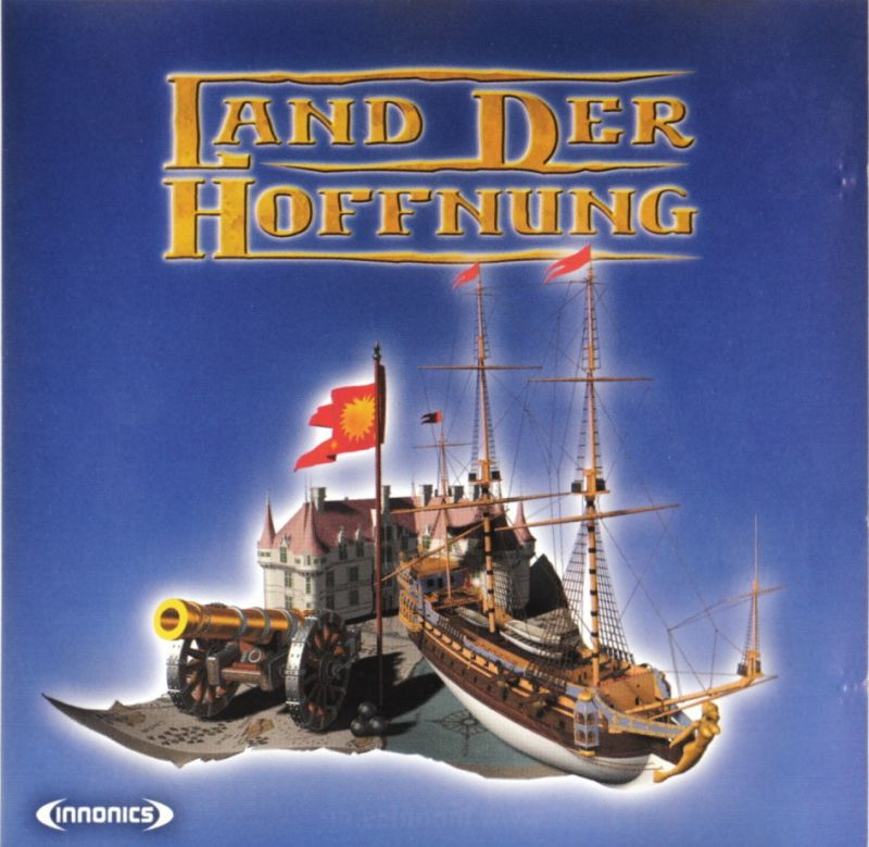 Land der Hoffnung Windows Other Jewel Case - Front
