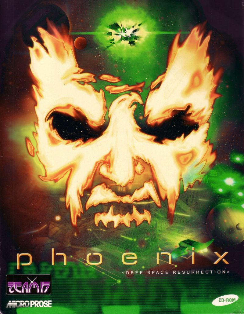 Phoenix Windows Front Cover