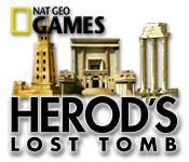 Herod's Lost Tomb Macintosh Front Cover