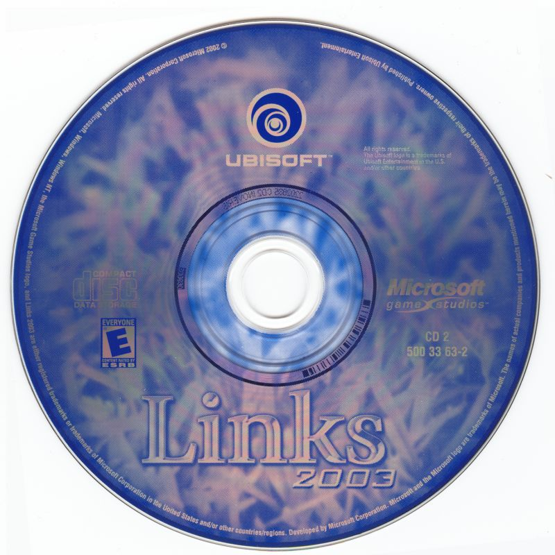 Links 2003 Windows Media Disc 2