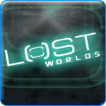 The History Channel: Lost Worlds Windows Front Cover