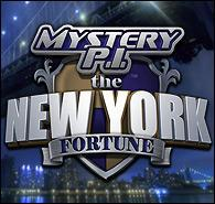 Mystery P.I.: The New York Fortune Windows Front Cover