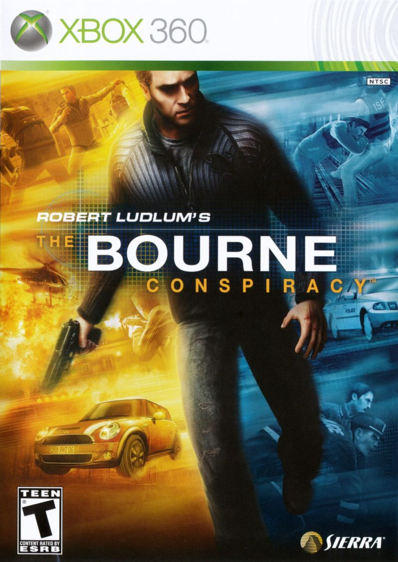 обложка 90x90 Robert Ludlum's The Bourne Conspiracy