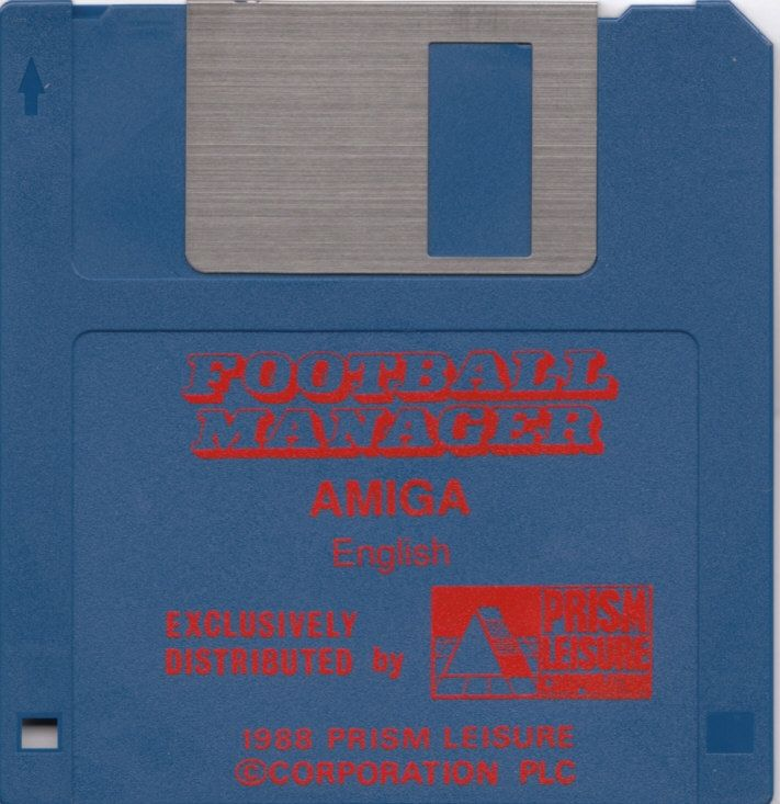 Football Manager Amiga Media