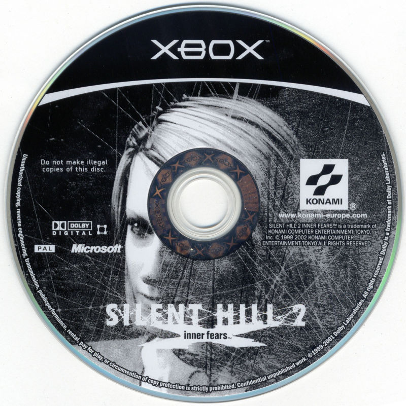 Silent Hill 2: Restless Dreams Xbox Media