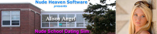 Nude School Dating Sim Windows Front Cover