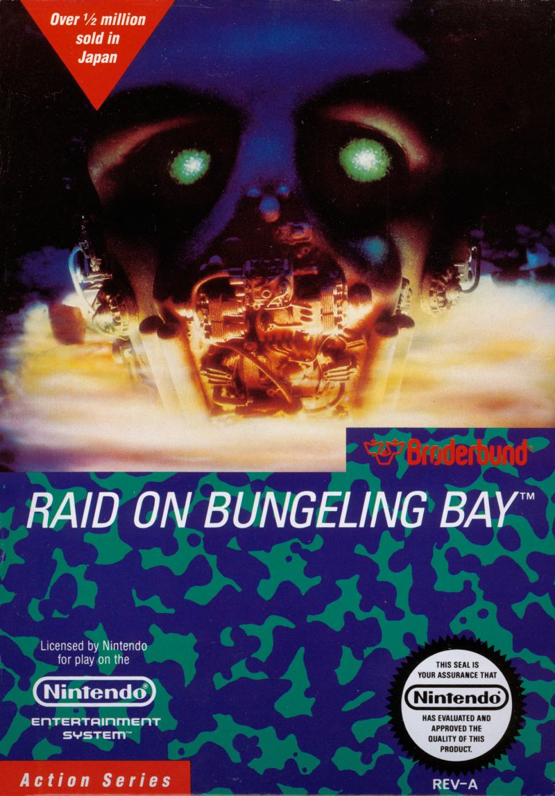 Raid On Bungeling Bay For Commodore 64 1984 Mobygames