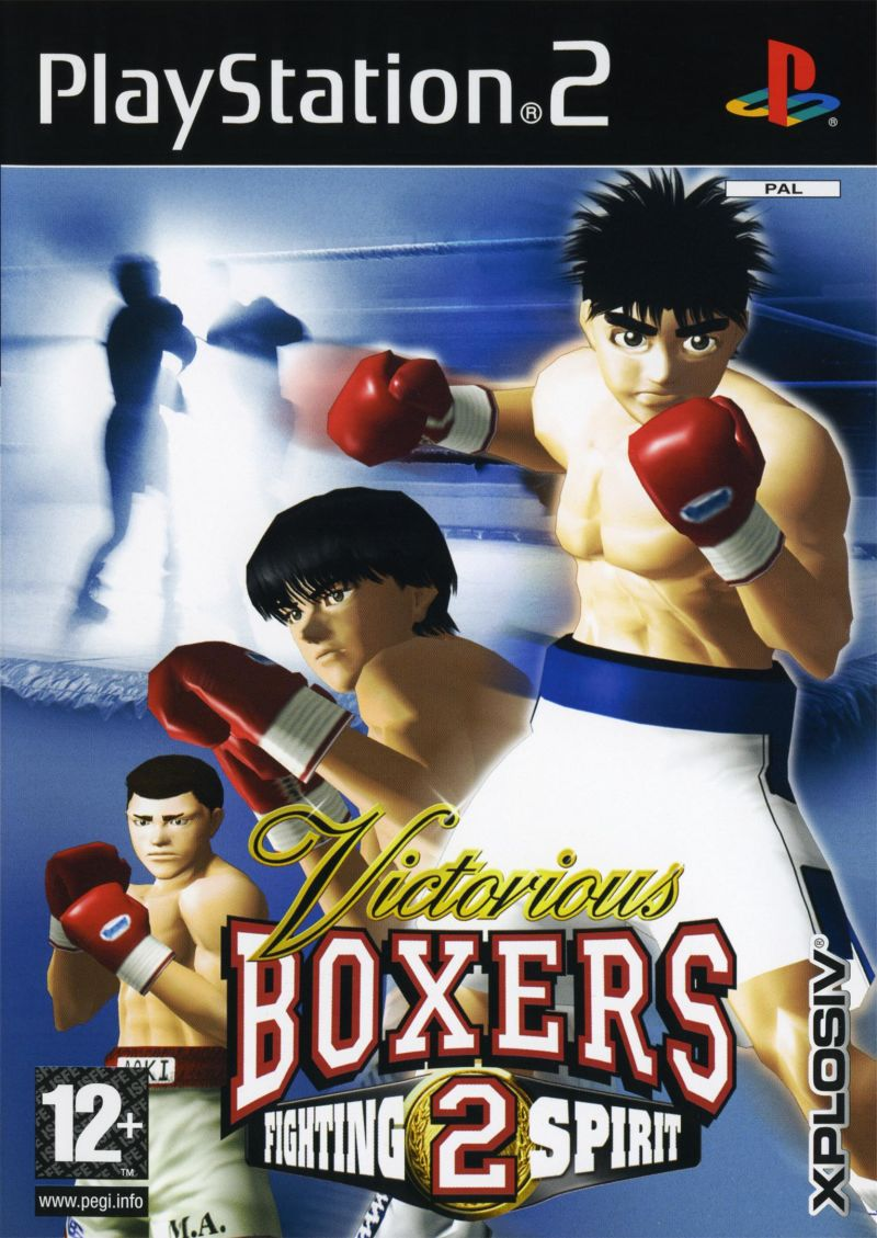 Victorious Boxers 2: Fighting Spirit for PlayStation 2 (2004) - MobyGames