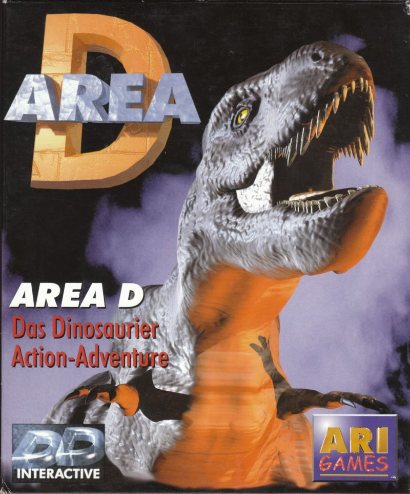 Area D Windows Front Cover