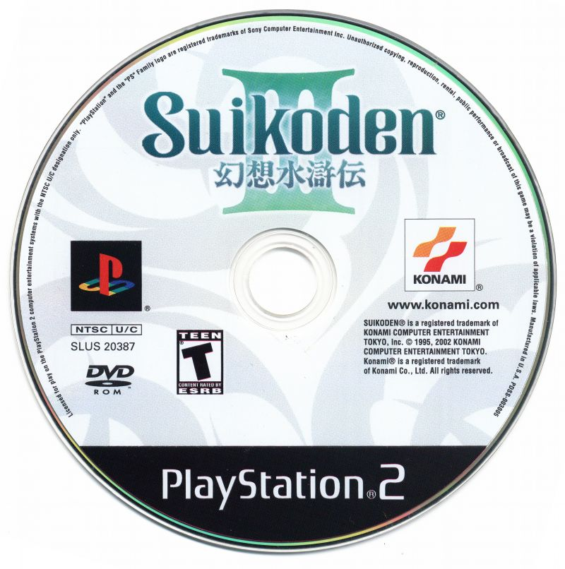 Suikoden iii 2002 playstation 2 box cover art mobygames suikoden iii playstation 2 media maxwellsz