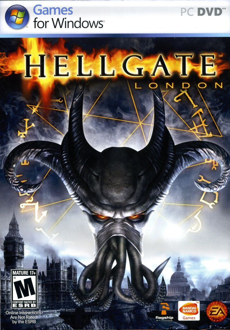 Hellgate: London Windows Front Cover