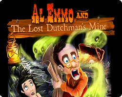 Al Emmo and the Lost Dutchman's Mine Windows Front Cover