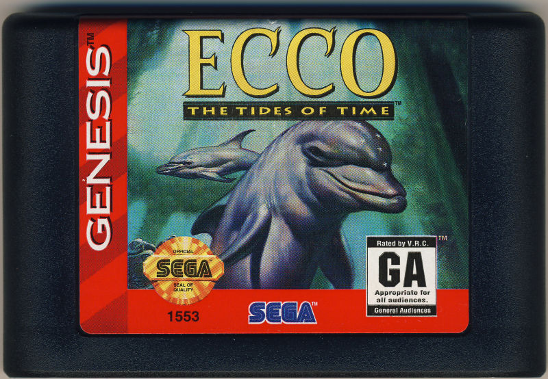 Ecco: The Tides of Time Genesis Media