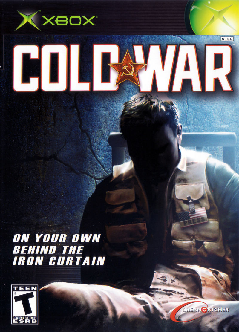 Cold War Xbox Front Cover