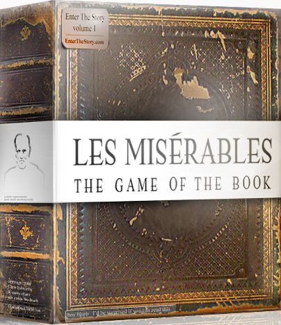 Enter the Story: Volume 1 - Victor Hugo's Les Misérables Windows Front Cover