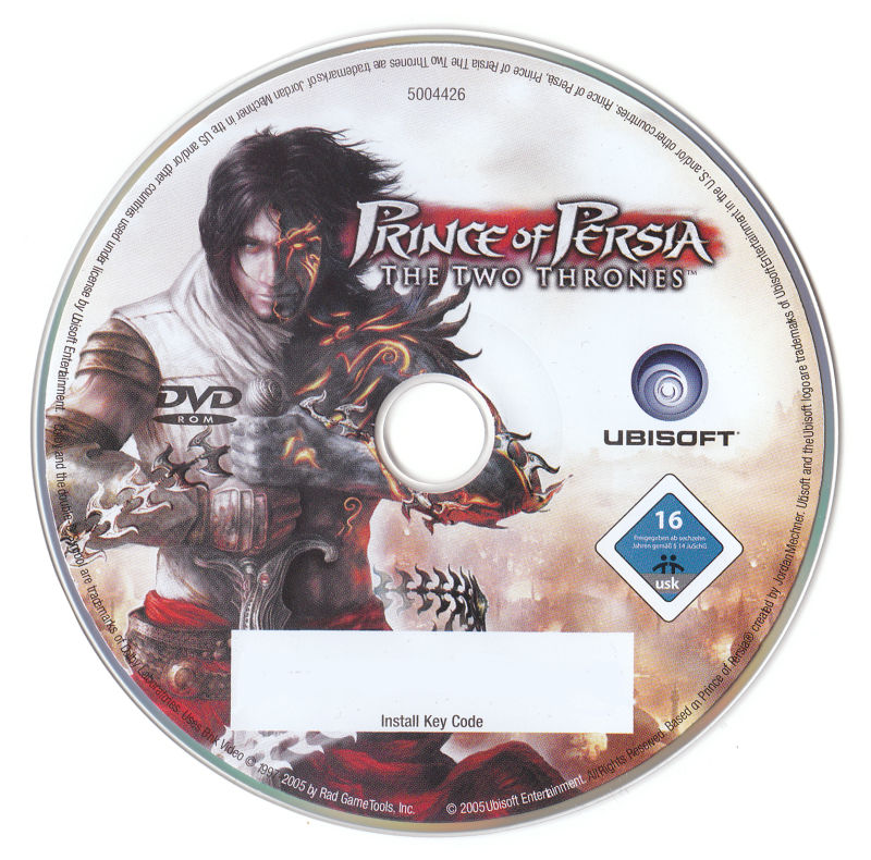 Prince of Persia: The Two Thrones Windows Media