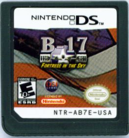 B-17: Fortress in the Sky Nintendo DS Media