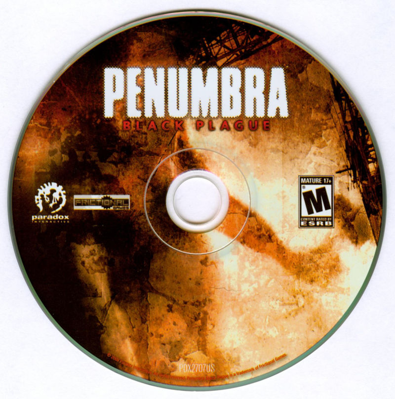 Penumbra: Black Plague Windows Media
