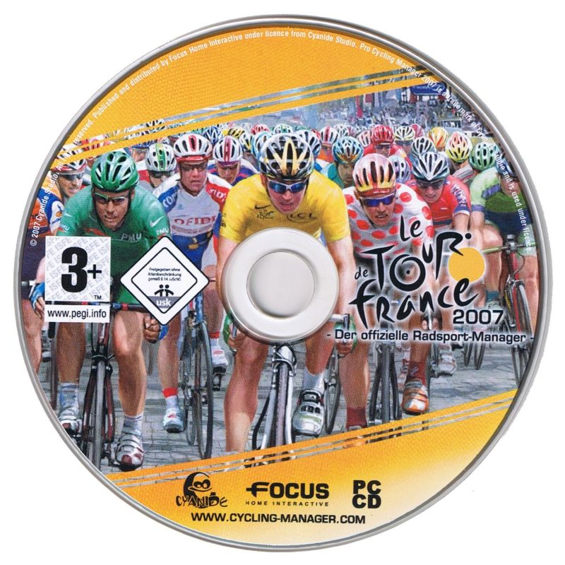 Pro Cycling Manager: Season 2007 Windows Media