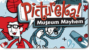 Pictureka!: Museum Mayhem Windows Front Cover