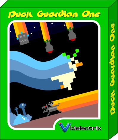 Duck Guardian One Browser Front Cover