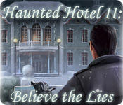 Haunted Hotel II: Believe the Lies Windows Front Cover