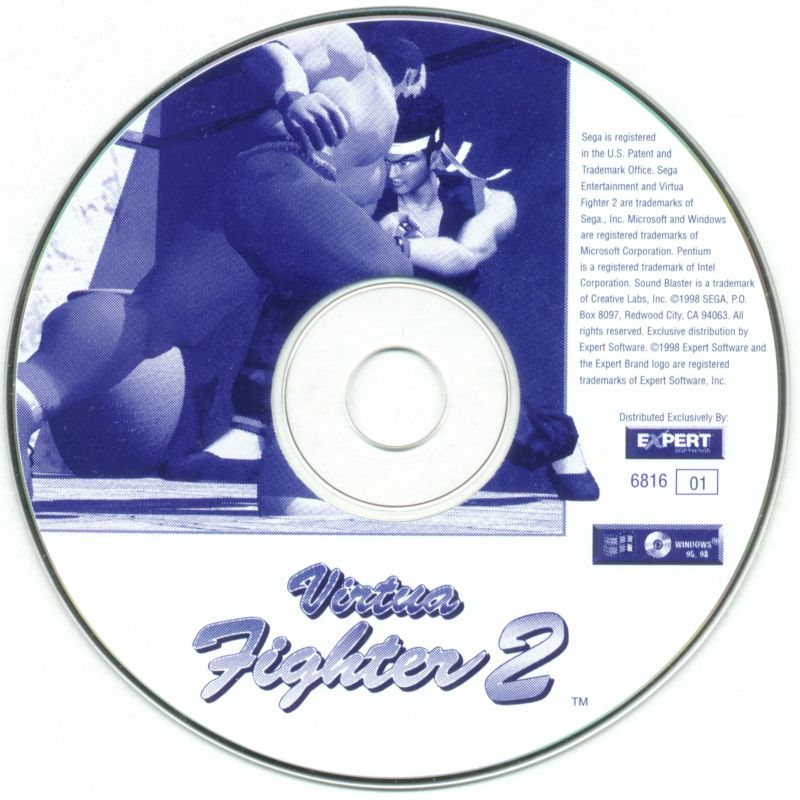 Virtua Fighter 2 Windows Media