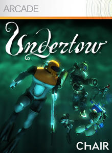Undertow Xbox 360 Front Cover