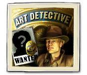 Art Detective Windows Front Cover