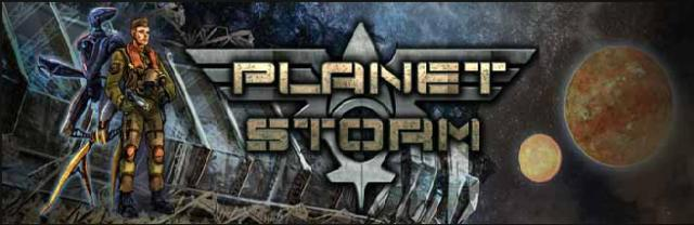 Planetstorm Browser Front Cover