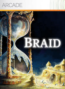 Braid Xbox 360 Front Cover