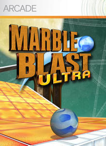 Marble Blast Ultra Xbox 360 Front Cover