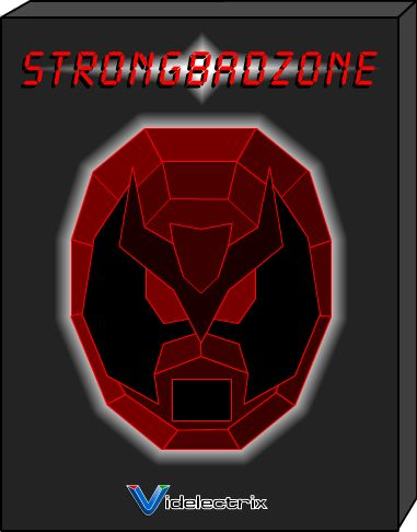 StrongBadZone Browser Front Cover