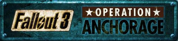 Fallout 3: Operation: Anchorage Windows Front Cover