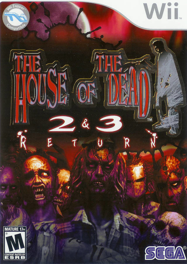 The house of the dead 2 3 return for wii 2008 mobygames for Www the house com returns