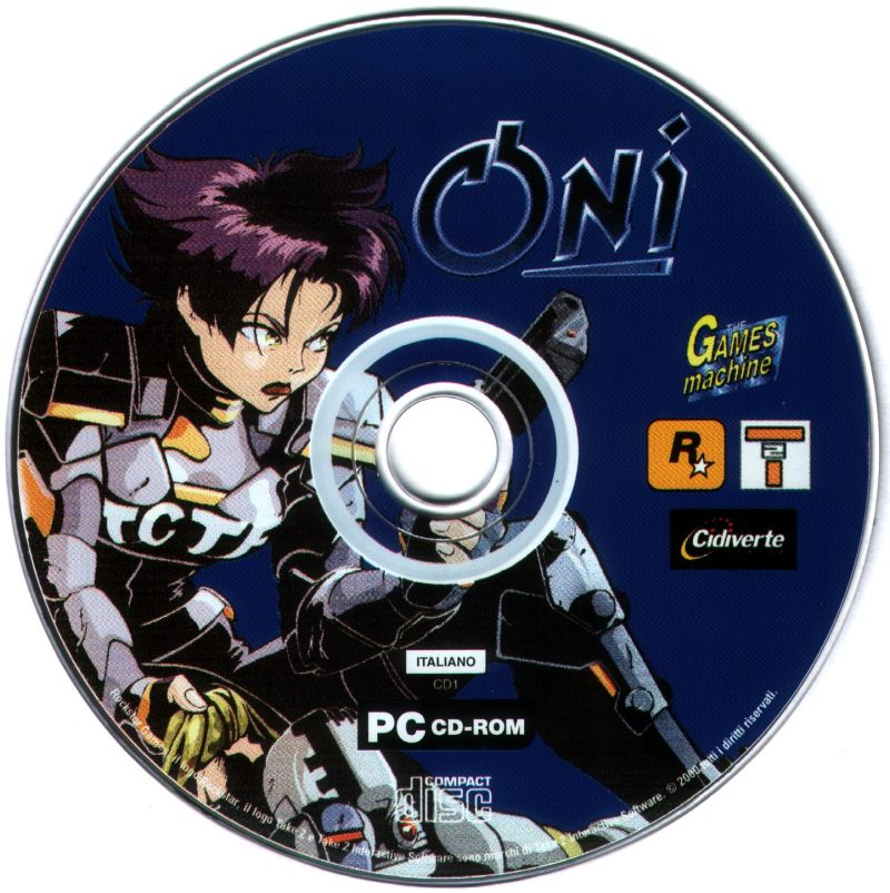 Oni Windows Media