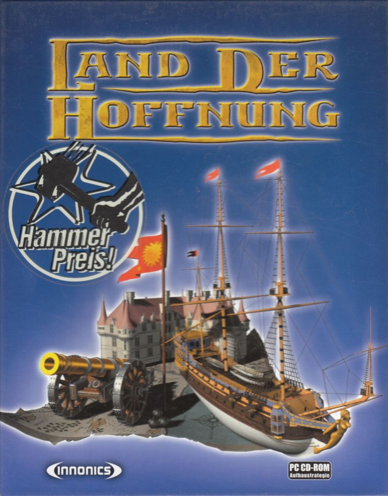 Land der Hoffnung Windows Front Cover