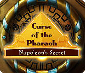 Curse of the Pharaoh: Napoleon's Secret Windows Front Cover