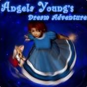 Angela Young's Dream Adventure Windows Front Cover