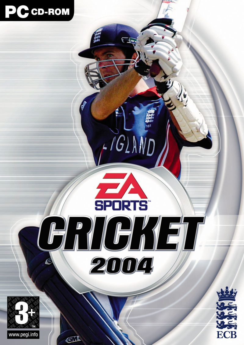 Cricket 2004 Windows Front Cover